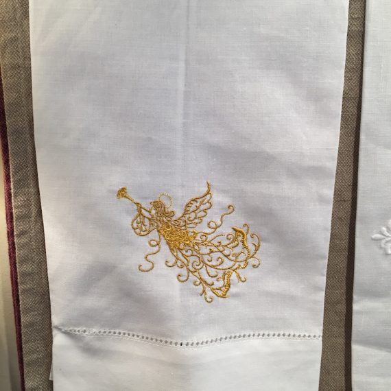 Angel Guest Towel. SOLD OUT