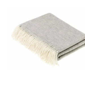 English Lambswool Throws