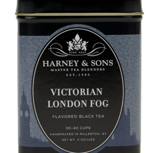 Harney & Sons Victorian London Fog Tea LOOSE 4oz Tin